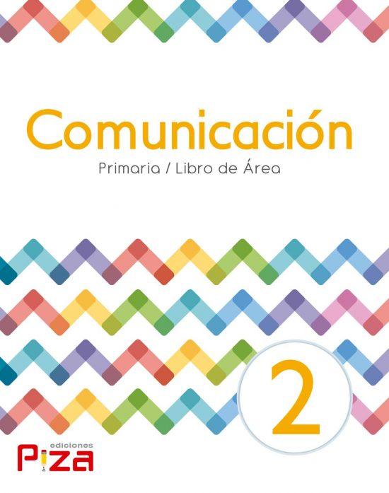 Comunicación Primaria 2 Grado (Pack de 4 libros)