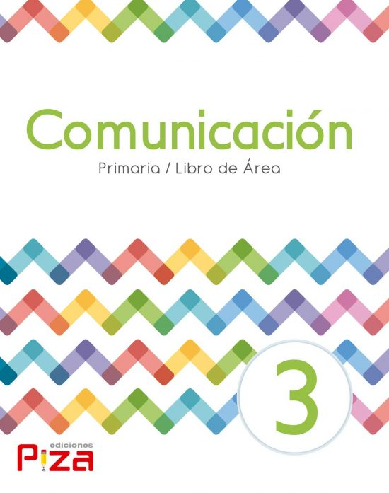 Comunicación Primaria 3 Grado (Pack de 4 libros)