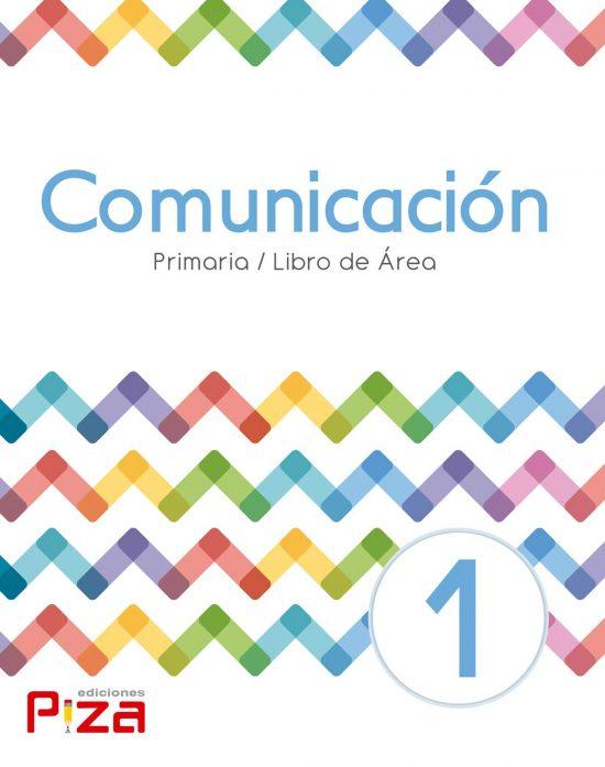 Comunicación Primaria 1 Grado (Pack de 5 libros)