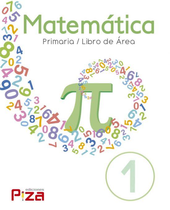 Matemática Primaria 1 Grado (Pack de 3 libros)