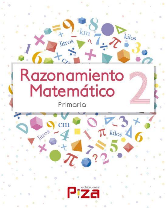 Matemática Primaria 2 Grado (Pack de 3 libros)