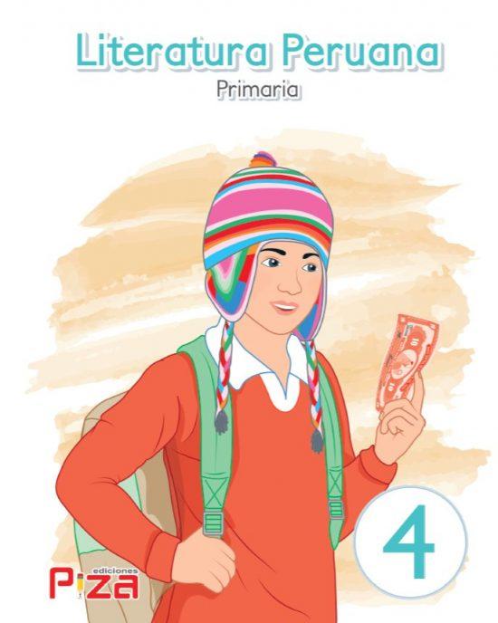 Comunicación Primaria 4 Grado (Pack de 4 libros)